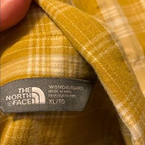 The North Face Tops - North Face Women's Flannel